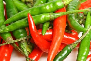 Fresh Natural Chilli