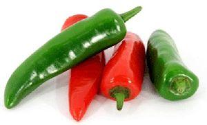 Fresh Organic Chilli