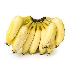 Fresh Yelakki Banana