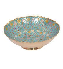 Handicraft Fruit Bowl