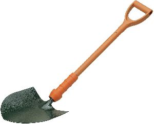 Round Mouth Shovel