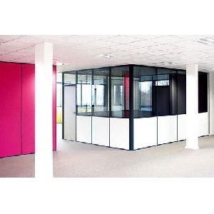 Aluminium Office Partition