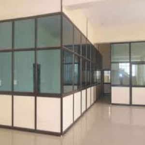 Aluminium Sliding Partition