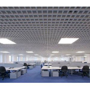 Open Cell False Ceilings