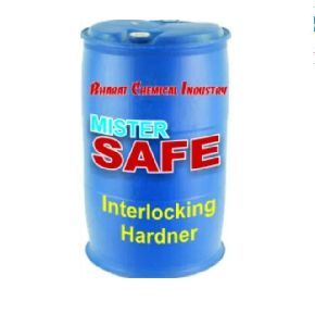 Interlocking Hardener Chemical