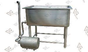 Ghee Pre Filtration Tank