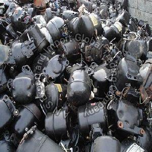 Fridge Compressor Scrap