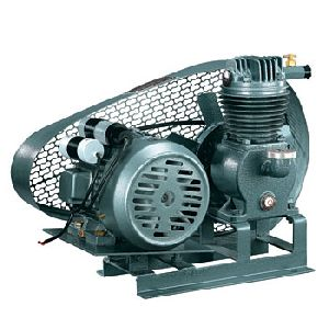 Belt Driven Borewell Compressor
