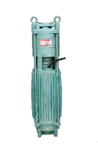 Vertical Open Well Submersible Pump Set