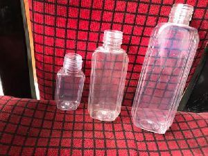 Hand Sanitizer Pet Bottle