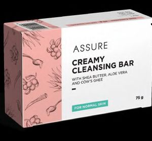 Creamy Cleansing Bar