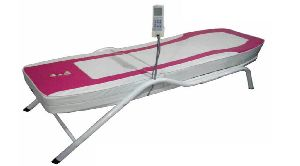 Relife Jade Stone Roller Massage Bed