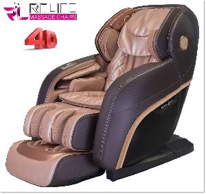 Relife New Vintage 4D Plus Intelligent Full Body Massage Chair