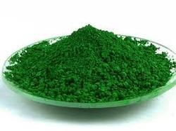 Green Color Pigment