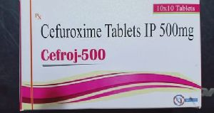 Cefuroxime Tablets