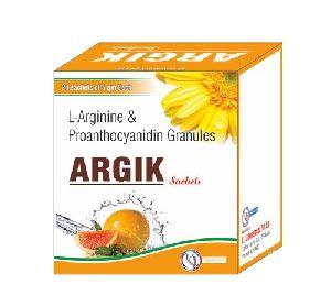 L-Arginine and Proanthocyanidin Sachet