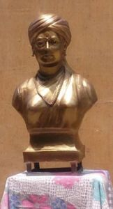 Laxmi Bai Statue