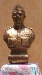 Subhash Chandra Bose Statue