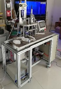 Semi Automatic Ear Loop Welding Machine