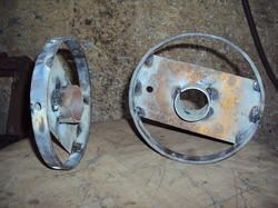Rolling Shutter Pulley
