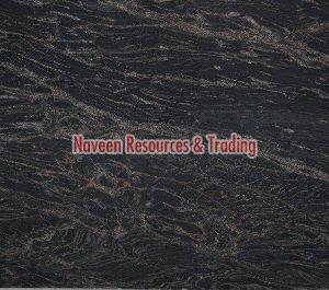 Black Marine Granite