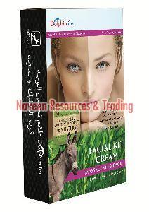 Facial Kit Cream Massaging & Pack