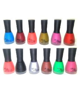 Colored Nail Paint