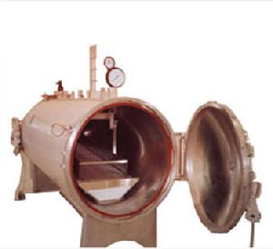 Batch Type Steam Sterilizer