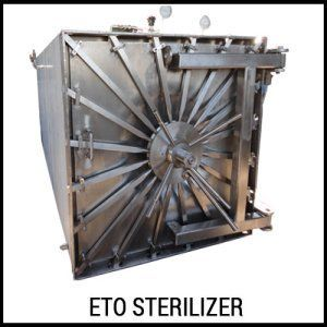 ETO Sterilization Plant