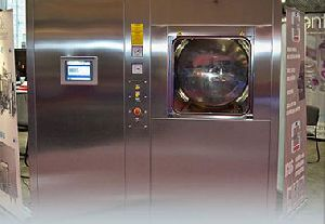 Pharma Steam Sterilizer