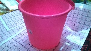 Plain Plastic Bucket