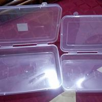 Plastic Keeper Box