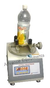 Cap Seal Strength Tester