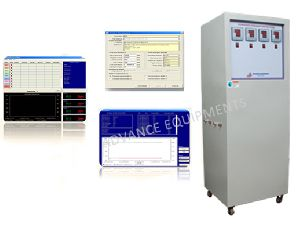 Hydrostatic Pipe Pressure Testing Panel