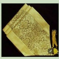 Premium Silk Table Runner