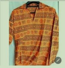 Assorted Cotton Short Kurta