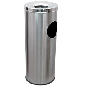 Stainless Steel Ashtray Dustbin