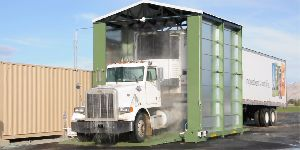 Truck Disinfection Systems