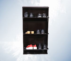 21 Inch Wall Mount Shoe Rack