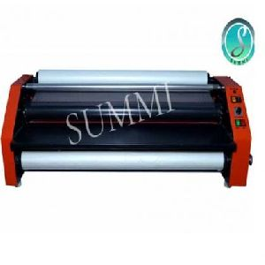 450 Roll To Roll Hot Lamination Machine