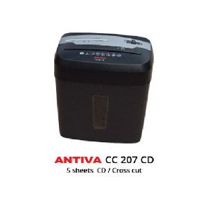 CC207CD Paper Shredder Machine
