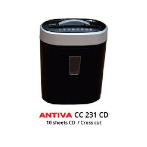 CC231CD Paper Shredder Machine