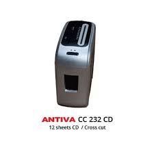 CC232CD Paper Shredder Machine