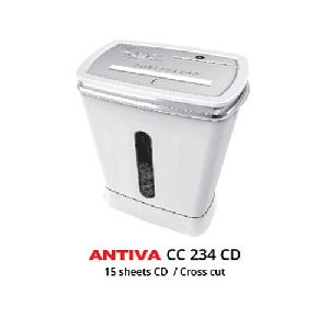 CC234CD Paper Shredder Machine