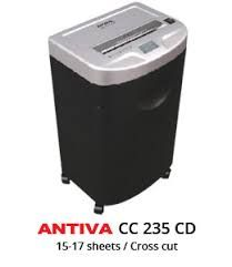 CC235CD Paper Shredder Machine