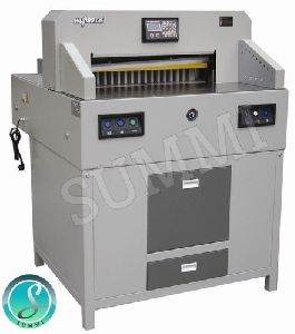 Digital Paper Cutter Machine