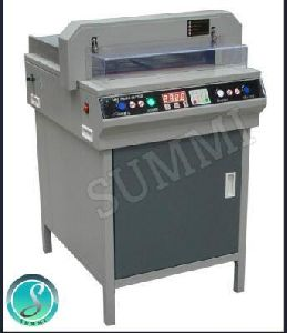 Electric Paper Cutter Machine