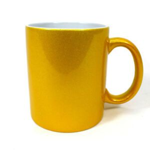 Golden Sublimation Mug