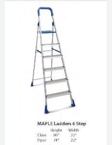 Maple 5 Step Ladder