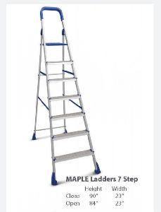 Maple 7 Step Ladder